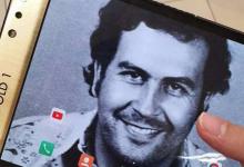 Photo of Hermano de Pablo Escobar lanzó su propio smartphone