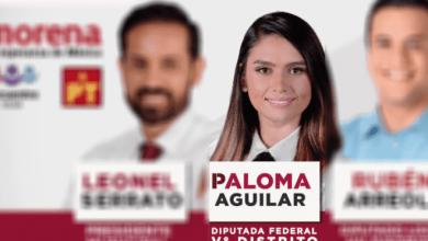 Photo of Defiende AMLO nombramiento de Paloma Aguilar en el SAT