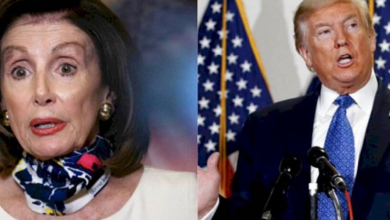 Photo of Trump y Pelosi intercambian insultos por tratamiento para virus