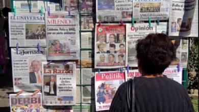 Photo of En México, 44 mil personas se dedican al periodismo y locución