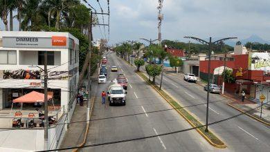 Photo of Se realizan  acciones de desinfección en Boulevard Córdoba-Fortín