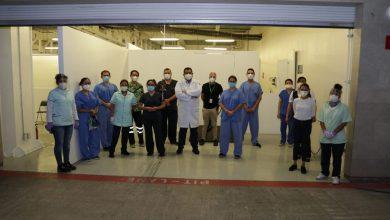 Photo of Dan de alta a 11 pacientes con Covid-19 del AHR