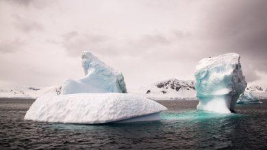 Photo of Capas de hielo en Antártida son capaces de retroceder hasta 50 metros al día