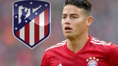Photo of James Rodríguez estaría a una firma del Atlético de Madrid