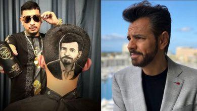 Photo of Barbero mexicano dibuja a famosos en el cabello de sus clientes