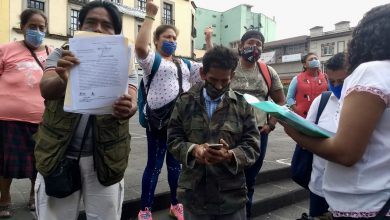 Photo of Sin trabajo 6 mil vendedores ambulantes en el Puerto de Veracruz