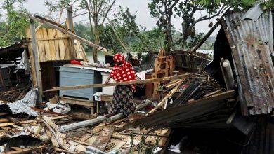 Photo of Ciclón deja 84 victimas tras su paso por Bangladesh e India