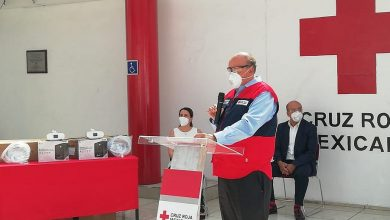 Photo of CMN dona ventiladores a Cruz Roja Mexicana para pacientes con Covid-19