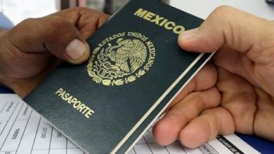 Photo of Reitera SRE suspensión de expedición de pasaportes hasta nuevo aviso