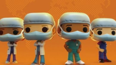 Photo of Funko Pop rinde homenaje a médicos y enfermeras con hermosos diseños
