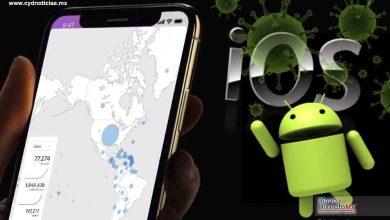 Photo of iOS y Android se actualizan para ayudar a monitorizar avance de COVID-19