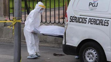 Photo of Encuentran sin vida a indigente frente a Palacio Nacional