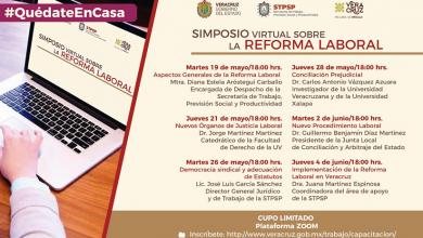 Photo of Inicia STPS simposio sobre el Sistema de Justicia Laboral