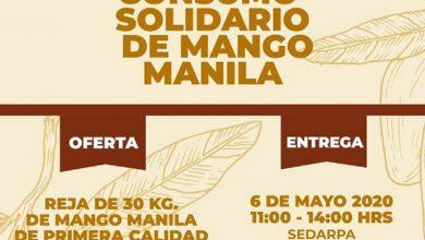Photo of Invita SEDARPA a la Jornada de Consumo Solidario de Mango Manila
