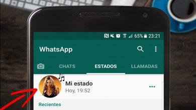 "Photo of Con este ""truco"" puedes agregar música a tus estados en WhatsApp"