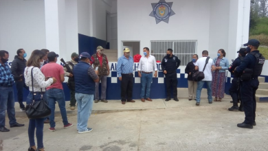 Photo of Instalan módulo de seguridad en Tlalnelhuayocan