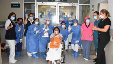 Photo of Mujer de 84 años supera contagio de Coronavirus