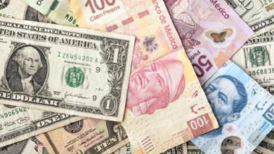 Photo of Va fuerte el peso y cotiza 22.12 por dólar spot, pese fricción EUA-China