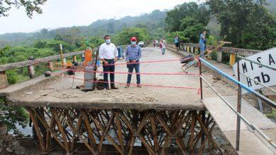 Photo of Inicia la rehabilitación del Puente Nuevo en Misantla