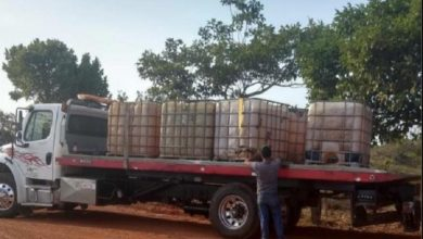 Photo of Recuperan SSP y SEDENA 11 mil 700 litros de hidrocarburo