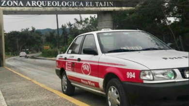 Photo of Detectan focos rojos para taxistas en Veracruz