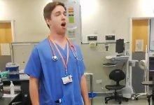 Photo of Doctor británico canta ópera en los hospitales #Video