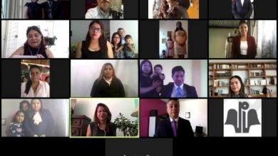 Photo of Titula UPV a 14 egresados mediante sesión virtual