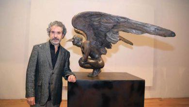 Photo of Roban esculturas de Jorge Marín