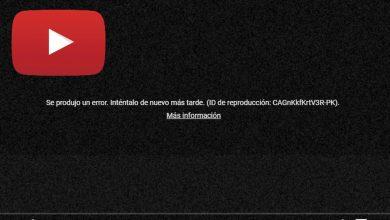 Photo of YouTube se cae a nivel mundial y 'desaparecen' los videos