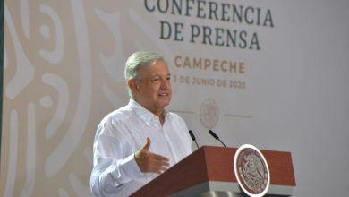 Photo of López Obrador envía pésame por la muerte del comediante Héctor Suárez