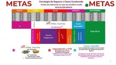 Photo of Presenta Gobernador estrategia para el regreso a clases en Veracruz