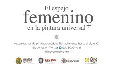 "Photo of Presenta IVEC agenda digital ""El espejo femenino en la pintura universal"""