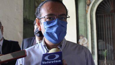 Photo of Urge Asuntos Religiosos investigar pintas en iglesias xalapeñas