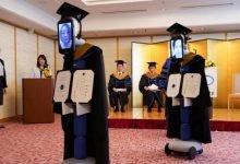 Photo of Alumnos rechazan que robots los remplacen en su graduación