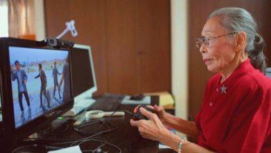 Photo of Abuelita japonesa de 90 años, la gamer más longeva del mundo