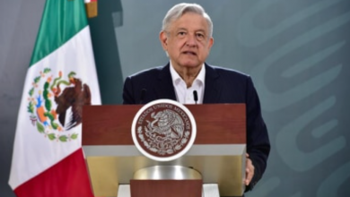 "Photo of ""No queremos armamentismo"": López Obrador a la ONU"