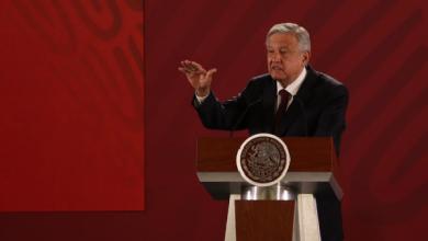 """Photo of Obrador """"desconoce"""" caso del hijo de Bartlett pero recuerda corrupciones viejas"""