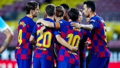 Photo of Barcelona derrotó al Leganés y se mantiene como líder del futbol español