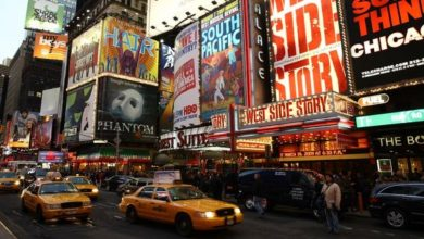 Photo of Broadway reabrirá sus teatros hasta 2021