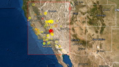 Photo of Sismo de magnitud 6 sacude California