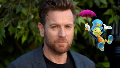 Photo of Ewan McGregor, la voz de Pepe Grillo en Pinocchio de Guillermo del Toro