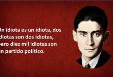 """Photo of """"Empieza de una vez a ser quien eres, en vez de calcular quien serás"""": Kafka"""