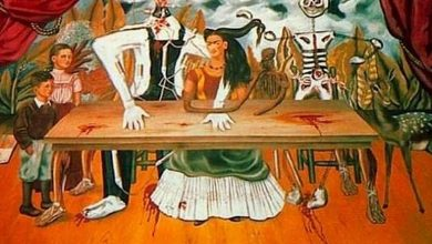 Photo of Reaparece «La mesa herida» la obra perdida de Frida Kahlo