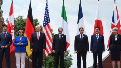 """Photo of EUA considera al G7 un """"grupo anticuado"""", desea incluir nuevas potencias"""