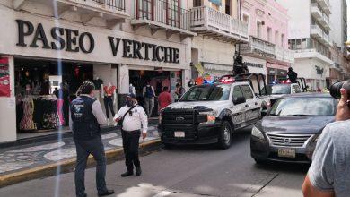 Photo of Operativo cierra negocios no esenciales en centro de Veracruz