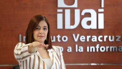 Photo of Se oficializa nombramiento de Naldy Lagunes como Presidenta del IVAI