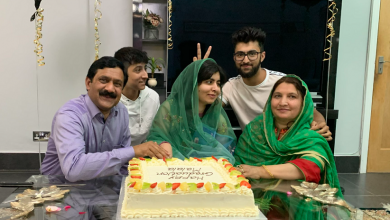 Photo of Malala Yousafzai se gradúa de Oxford