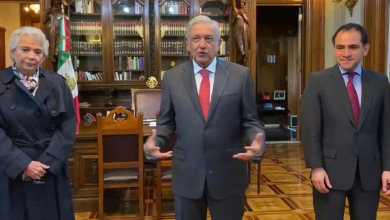 Photo of AMLO anuncia cambios en Segob y Banco del Bienestar