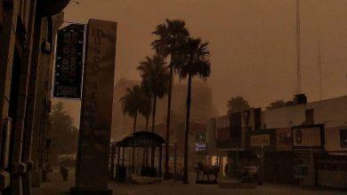 Photo of ¡Impresionante! Torreón bajo polvo