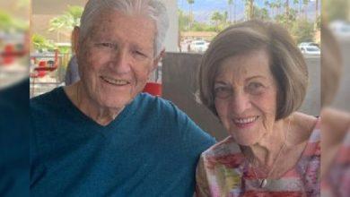 Photo of Abuelita de 87 años encuentra novio en una app de citas